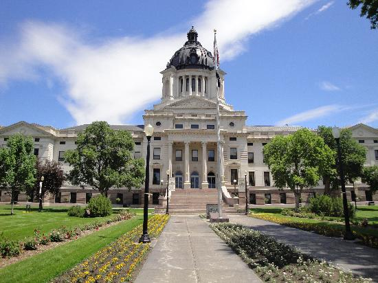 SD Capitol Building