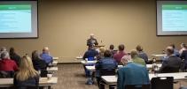 VanWalleghen wraps up a successful third Annual Meeting.